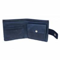 Потерян синий кошелёк с картами