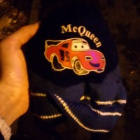 Найдена детская шапка