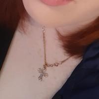 Утеряна золотая цепочка с крестиком