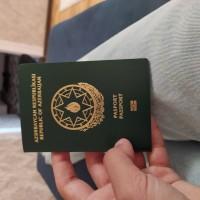 Утеряны документы на имя Ибрагимов Анар