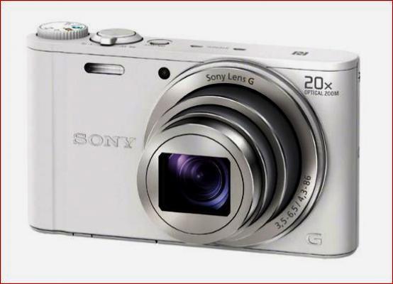 Потерян фотоаппарат SONY