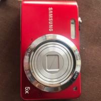 Найден фотоаппарат Samsung pl80, цвет красный