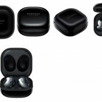 Утерян чехол от наушников Samsung Buds Live, черного цвета
