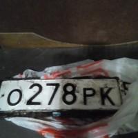 Найден госномер 0278рк
