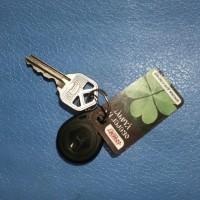 Найден ключ и зелёный брелок от домофона