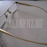 Найдены очки в мягкам футляре